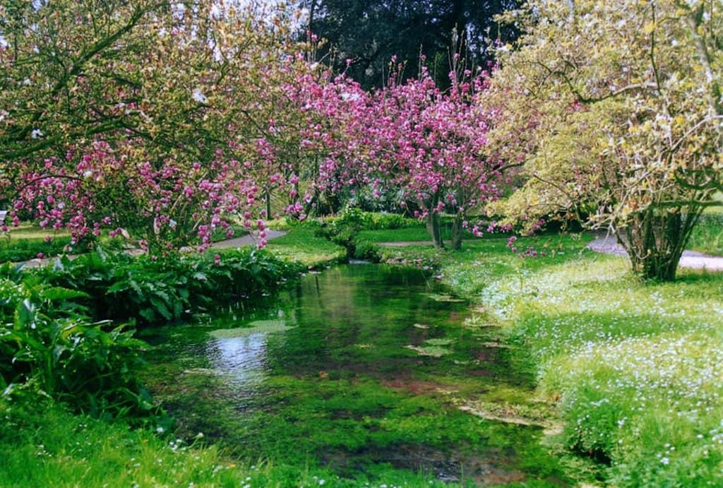Il fiabesco Giardino di Ninfa