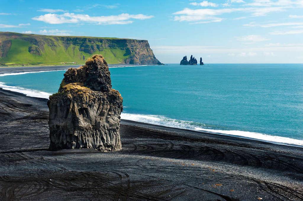 Spiaggia Reynishverfi, Islanda