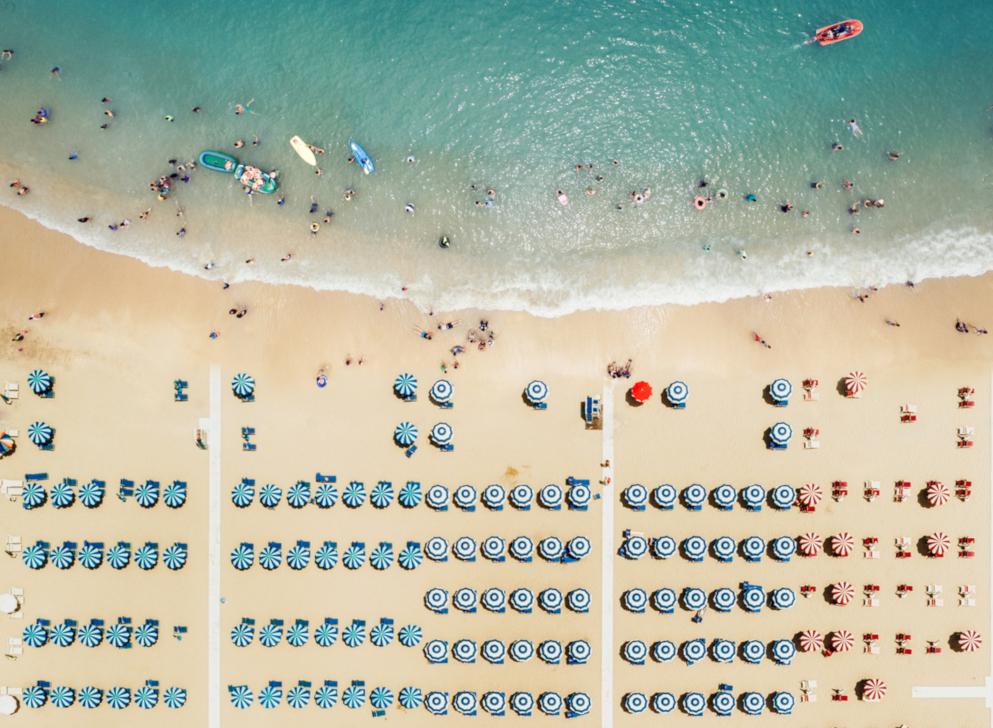 Le venti mete più gettonate per l'estate 2019
