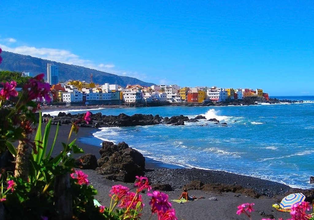 Playa Jardín, Tenerife, Isole Canarie