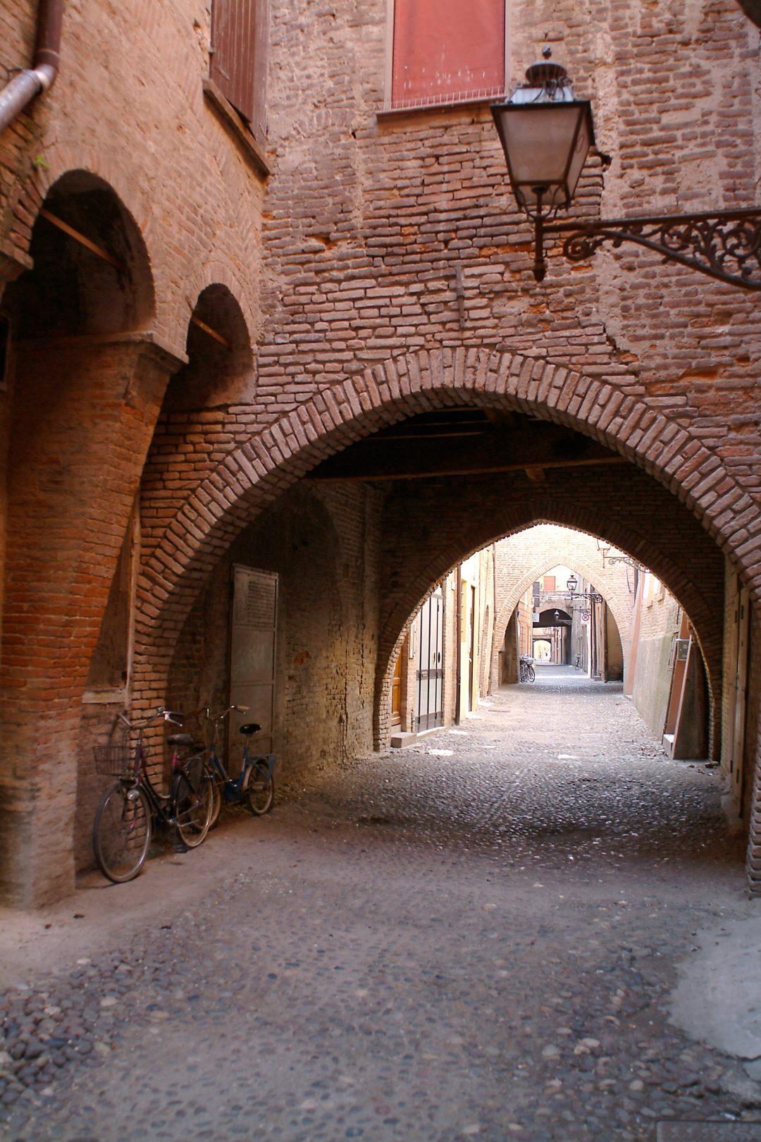 Weekend a Ferrara, senza stress