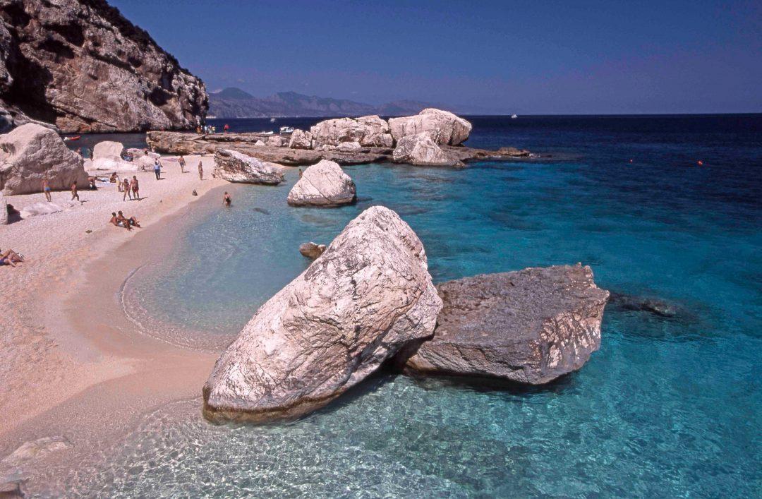 Il golfo di Orosei: spiagge da sogno