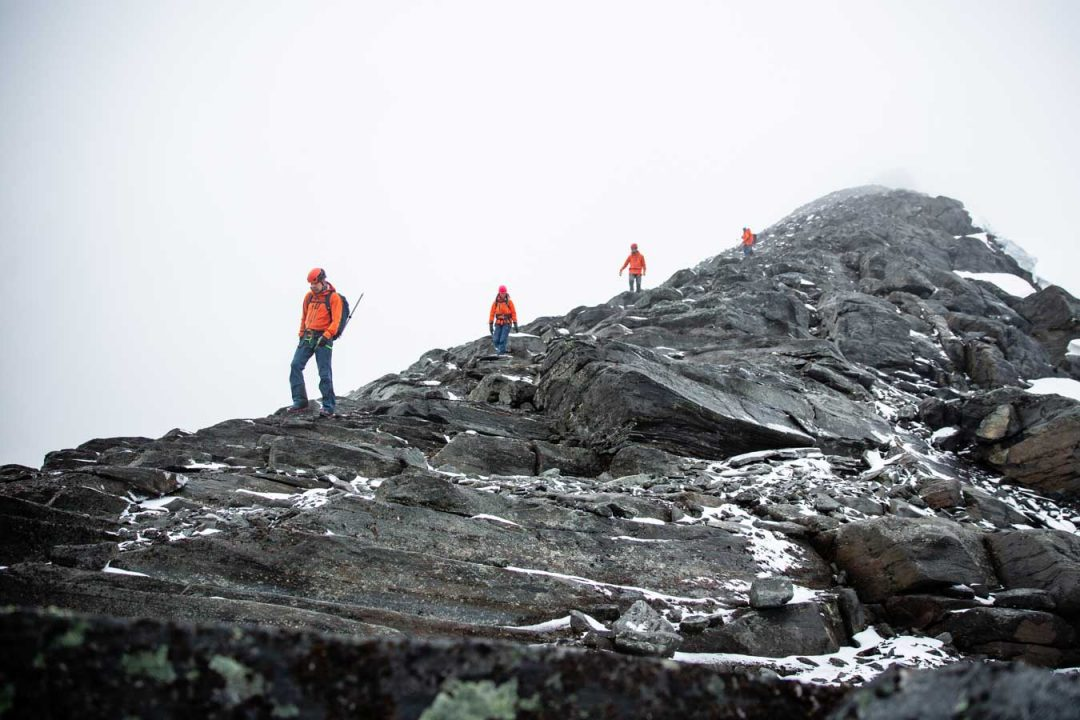 Trekking svedese