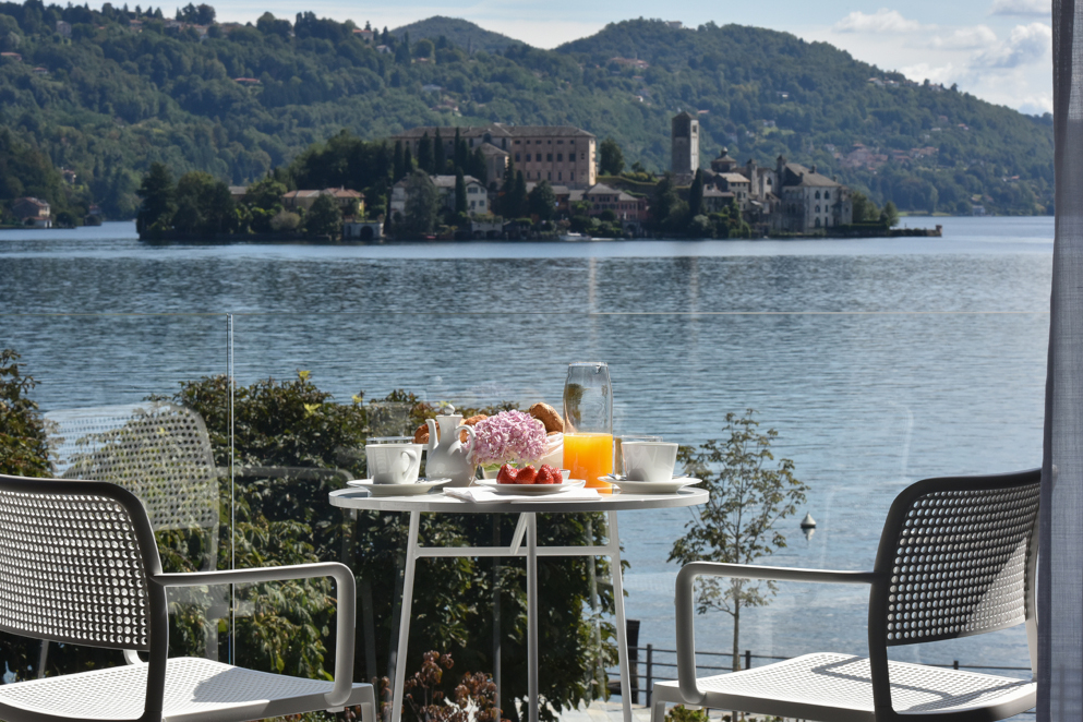 Lago d'Orta in totale relax