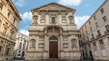 Milano_Chiesa di San Fedele_crd. Touring Club Italiano