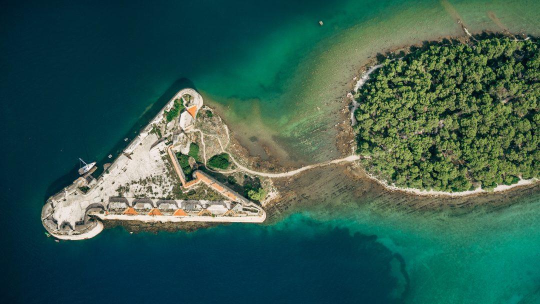 Croazia: la regione di Sebenico e Tenin