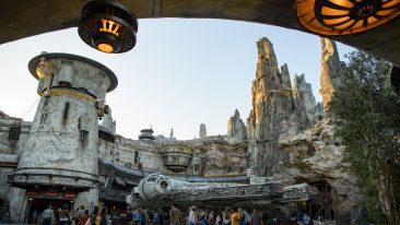 Parchi Star Wars aperti in America