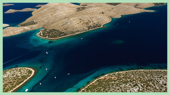 Foto Croazia: la regione di Sebenico e Tenin