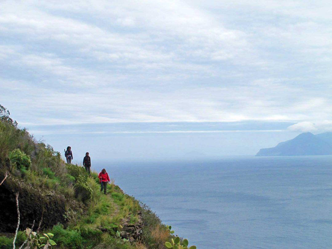 Filicudi: mare e trekking alle Eolie