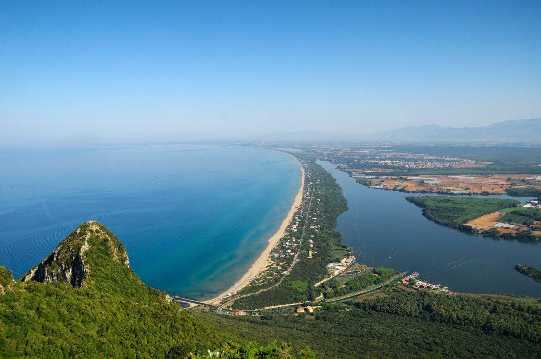 Sabaudia dal Circeo