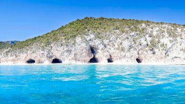 spiagge nel golfo di Orosei