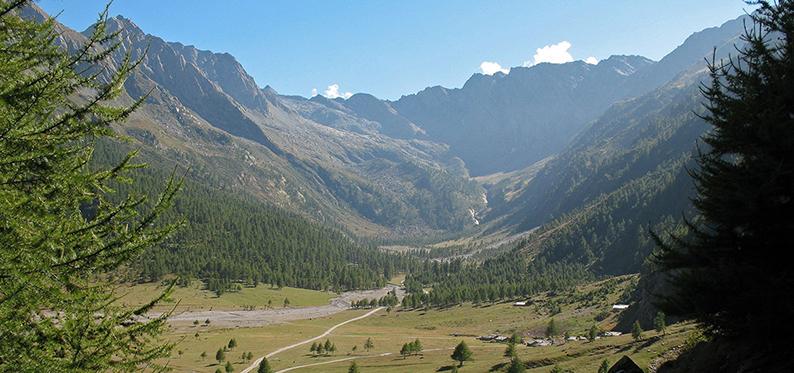 Sentiero Italia - Val Pellice