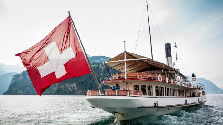 Foto Svizzera, vacanze green in treno e a piedi