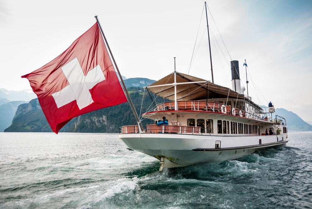 Svizzera, vacanze green in treno e a piedi