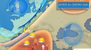 weekend-con-caldo-africano-e-locali-temporali-3bmeteo-91342