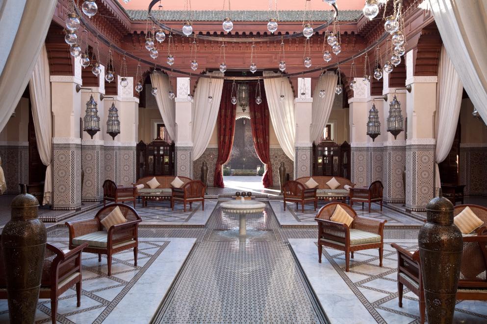 I venticinque hotel più belli del mondo