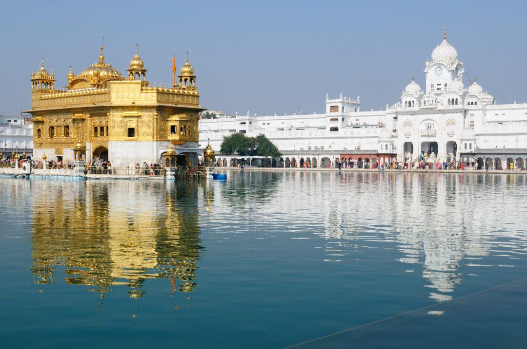 Sri Harmandir Sahib - India