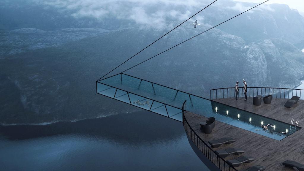 4 hotel norvegia