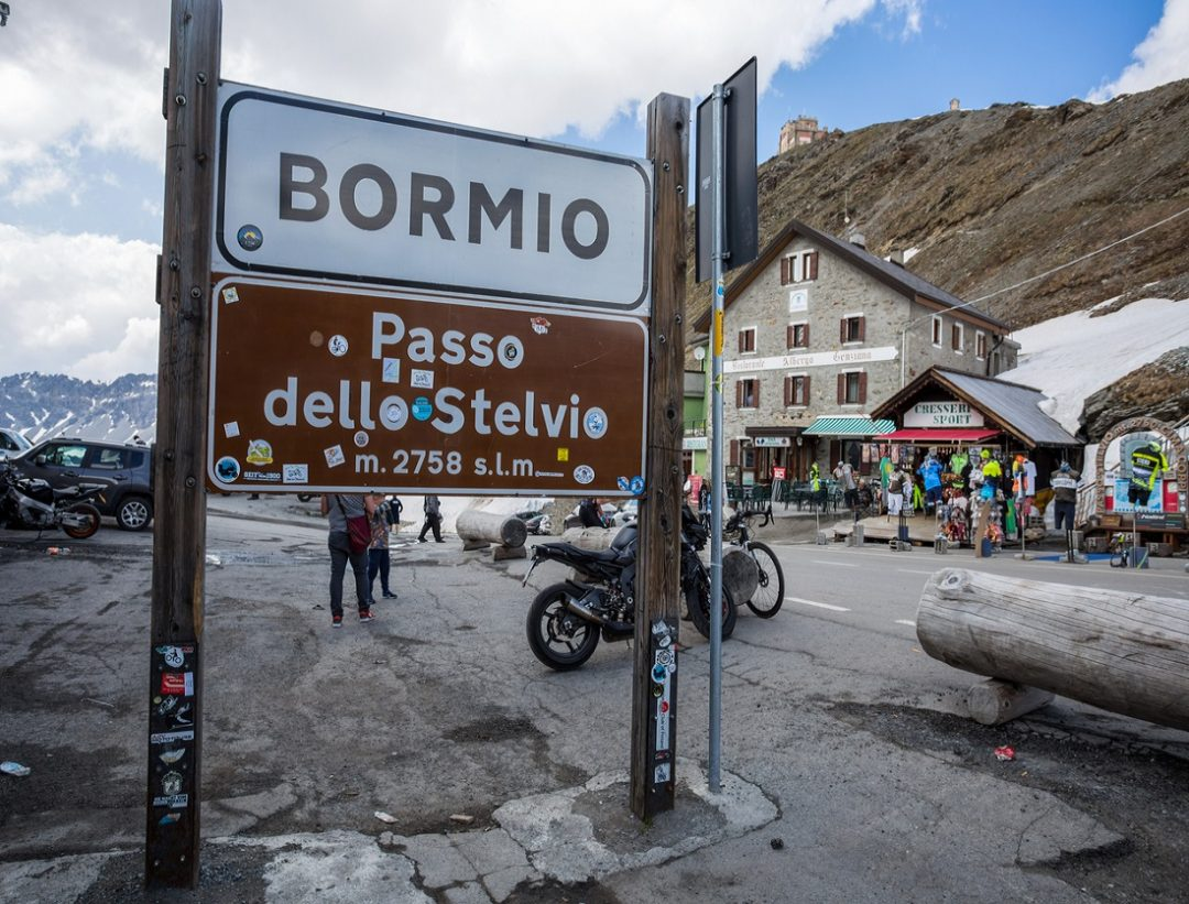 Scoprire l'Alta Valtellina in sella a un'e-bike