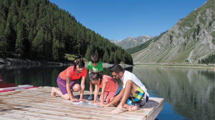 Foto Livigno con i bambini: vacanza in famiglia