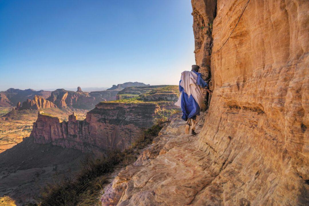 Itinerario nell'Etiopia del nord, lungo la rotta storica