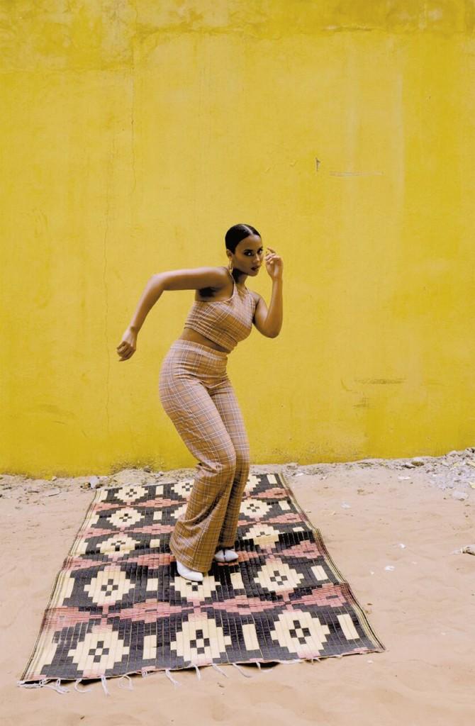 Mayra Andrade, tra i protagonisti del Nora Jazz Festival