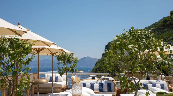 Foto Il lusso di una pausa: weekend al Capri Palace