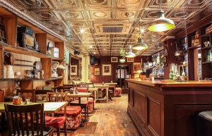Pub d'Irlanda da record