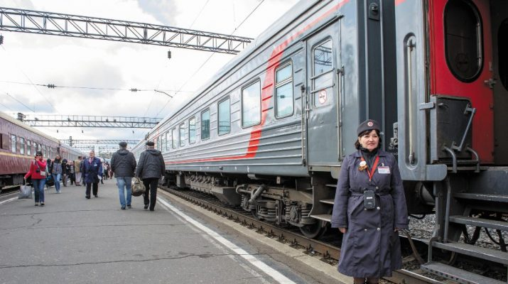 Foto Viaggio in Transiberiana, il treno dei desideri