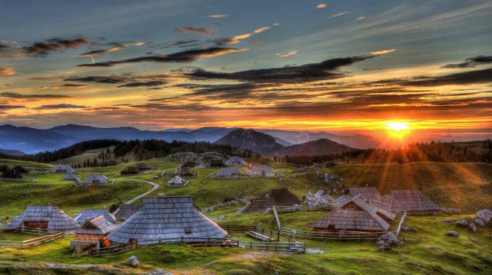 Foto Slovenia, la vacanza è green