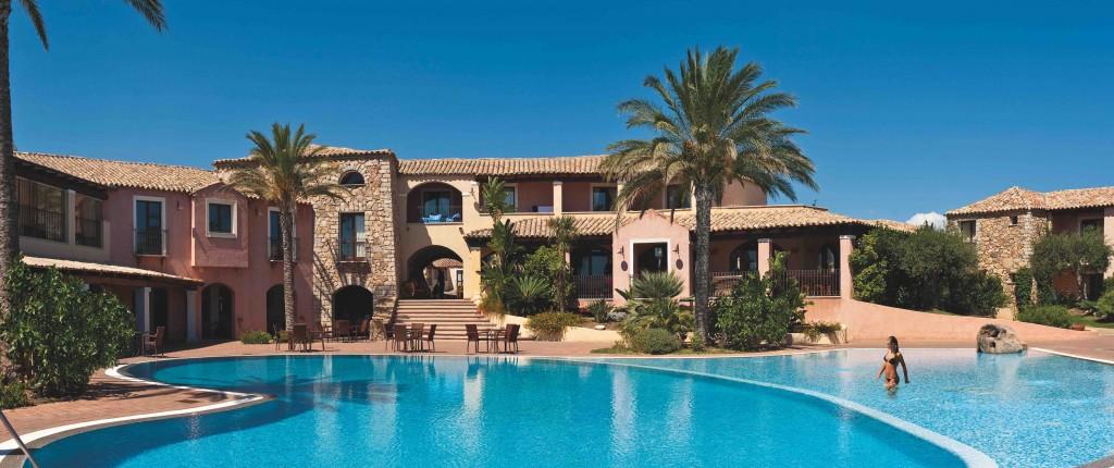 La piscina del Veraclub Eos Village
