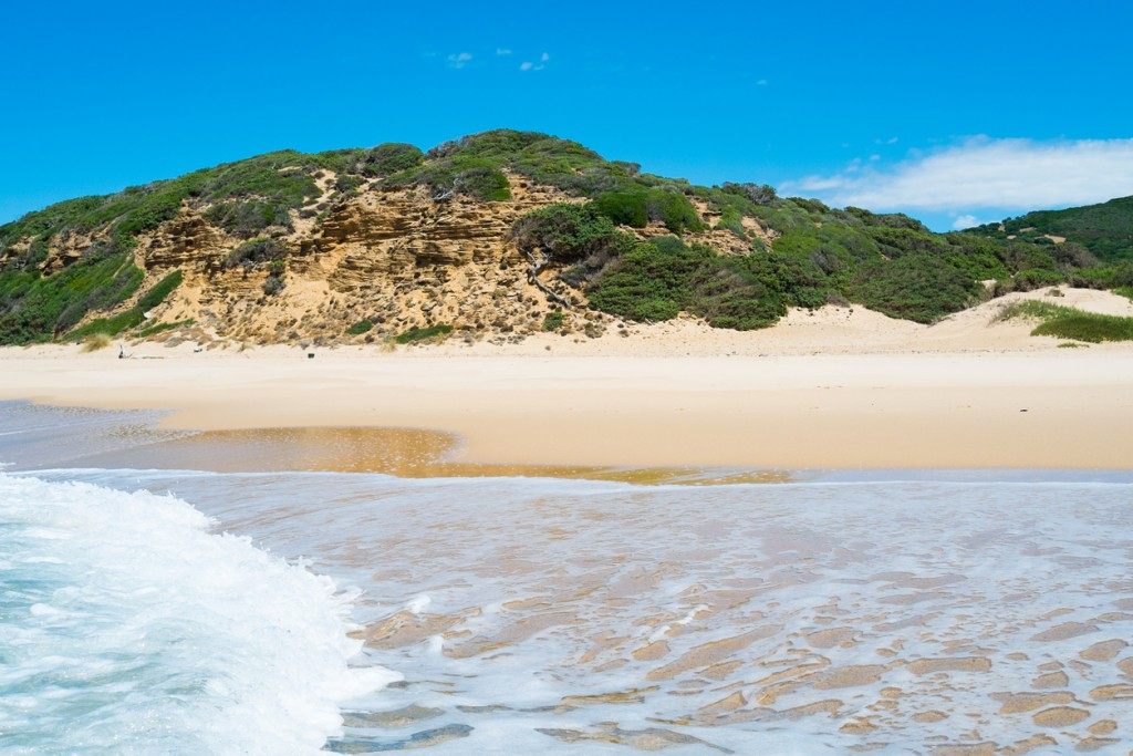 Scivu, tra le spiagge di Arbus più belle
