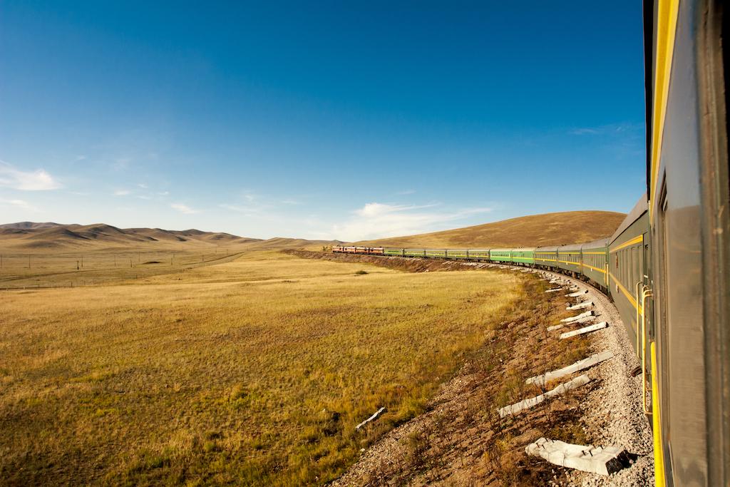 Il giro del mondo più bello? In treno