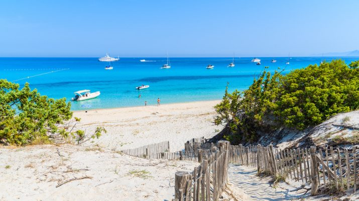 Foto Le spiagge più belle d'Europa: la classifica