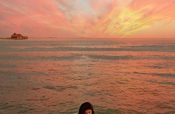 Foto Maldive: dormire sospesi sull'oceano