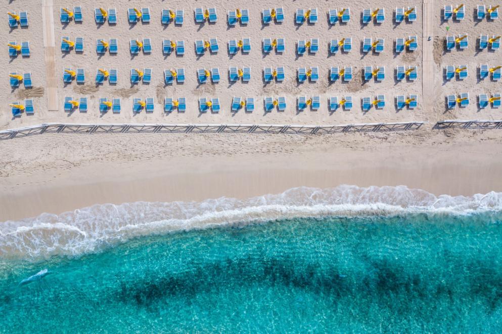 Le venticinque spiagge baby friendly più belle d'Italia