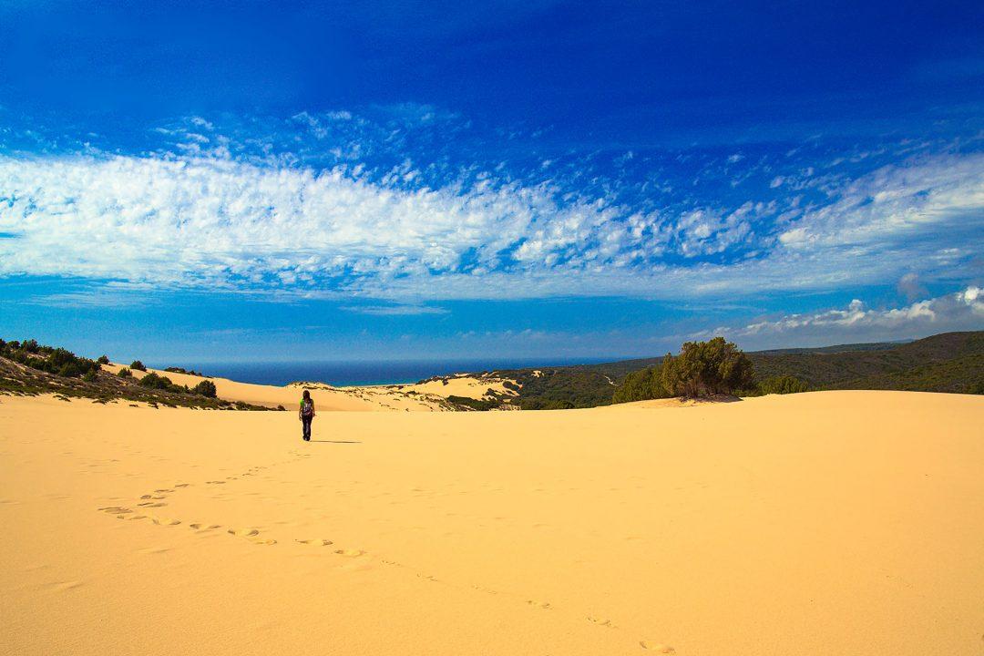 Arbus: dune, spiagge e miniere