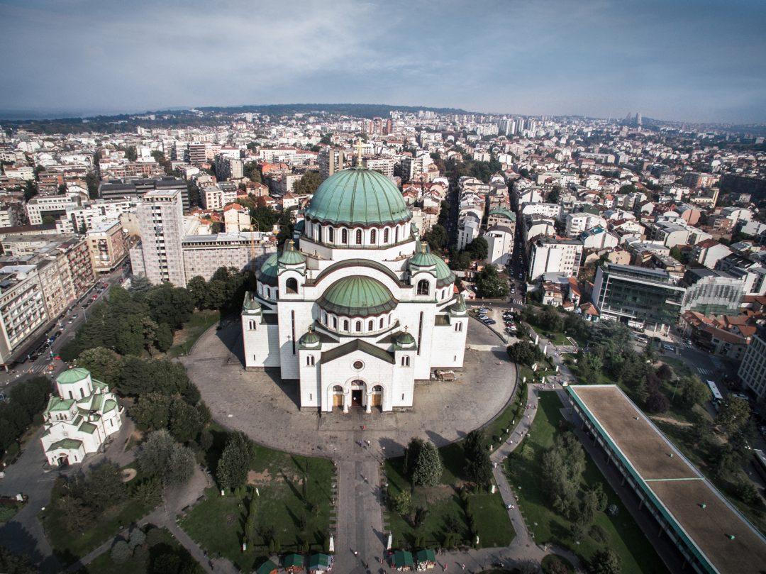 Belgrado, viaggio in Serbia