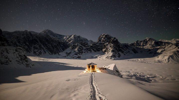Foto Lo chalet di lusso nel cuore dell'Alaska