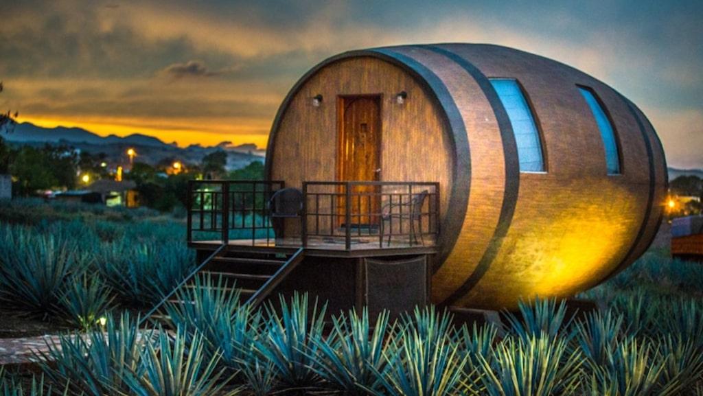 Il Matices Hotel de Barrica, in Messico (Booking.com)
