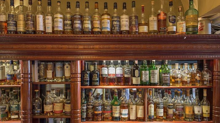 Foto Pub d'Irlanda da record