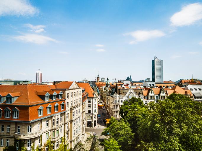 Verde e vivibile, Lipsia è una città in espansione (Ph: iStock).