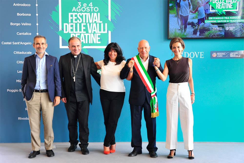 Festival delle Valli Reatine: i volti, le storie, i luoghi