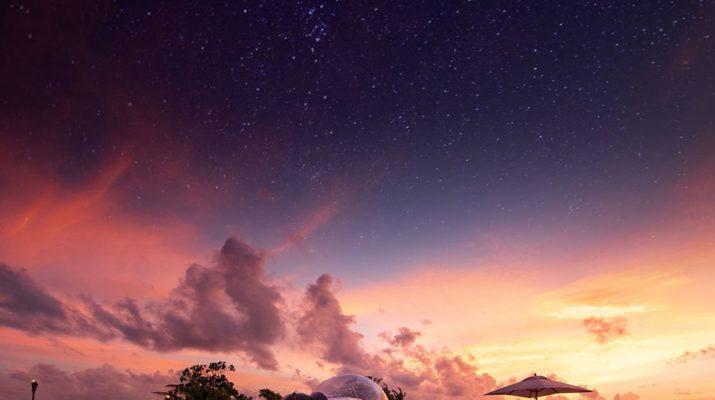 Foto 20 hotel per dormire sotto le stelle