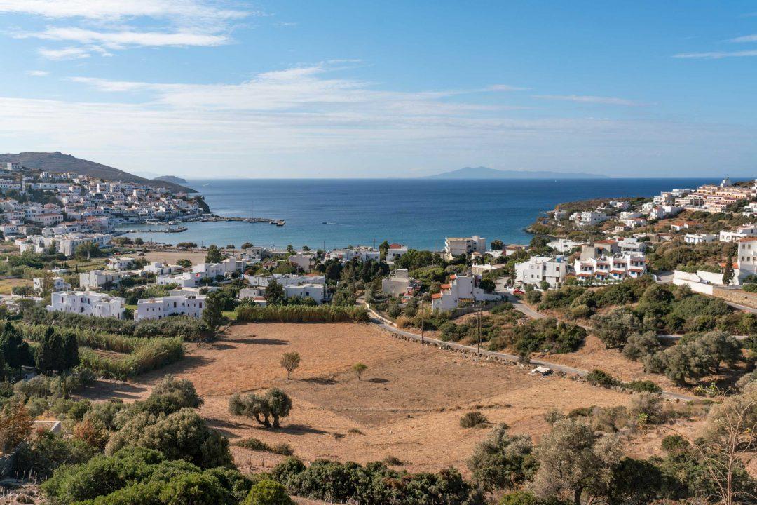 Andros, la Grecia segreta