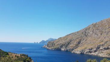 Giornata del Panorama 2019: Baia di Ieranto, Massa Lubrense, Napoli