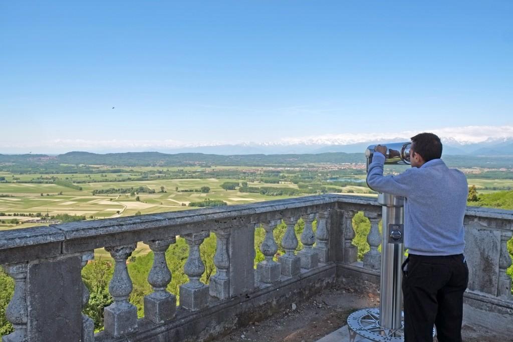 Giornata del Panorama 2019: Castello di Masino, Caravino, Torino