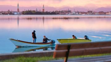 Maina_venezia-barche-laguna