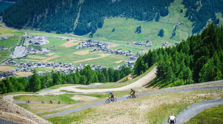 Foto Estate a Livigno: esperienze per una vacanza active