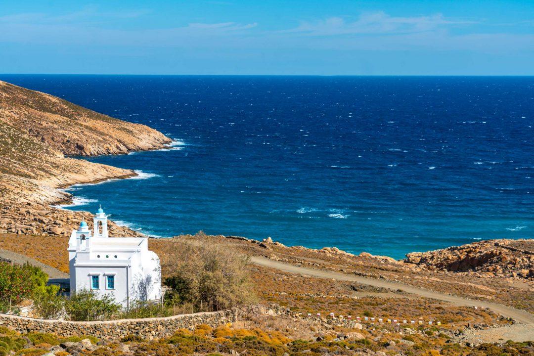 Cicladi senza folla: l'isola di Tinos
